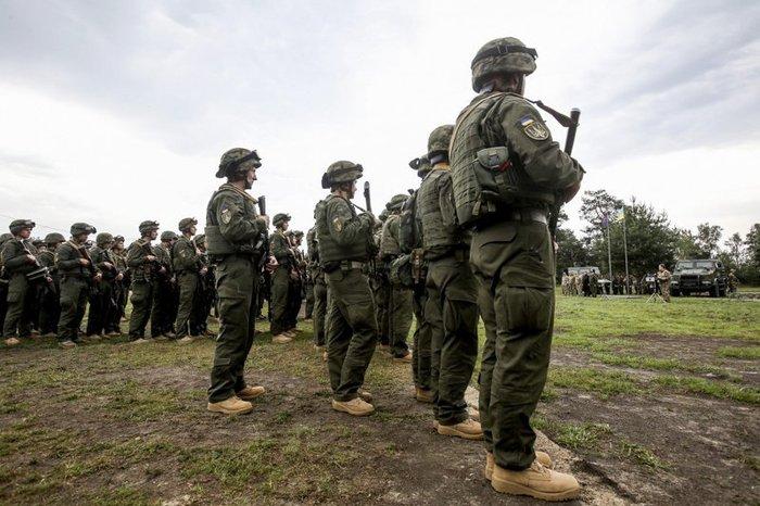 В Минобороны назвали главное условие разведения войск на Донбассе