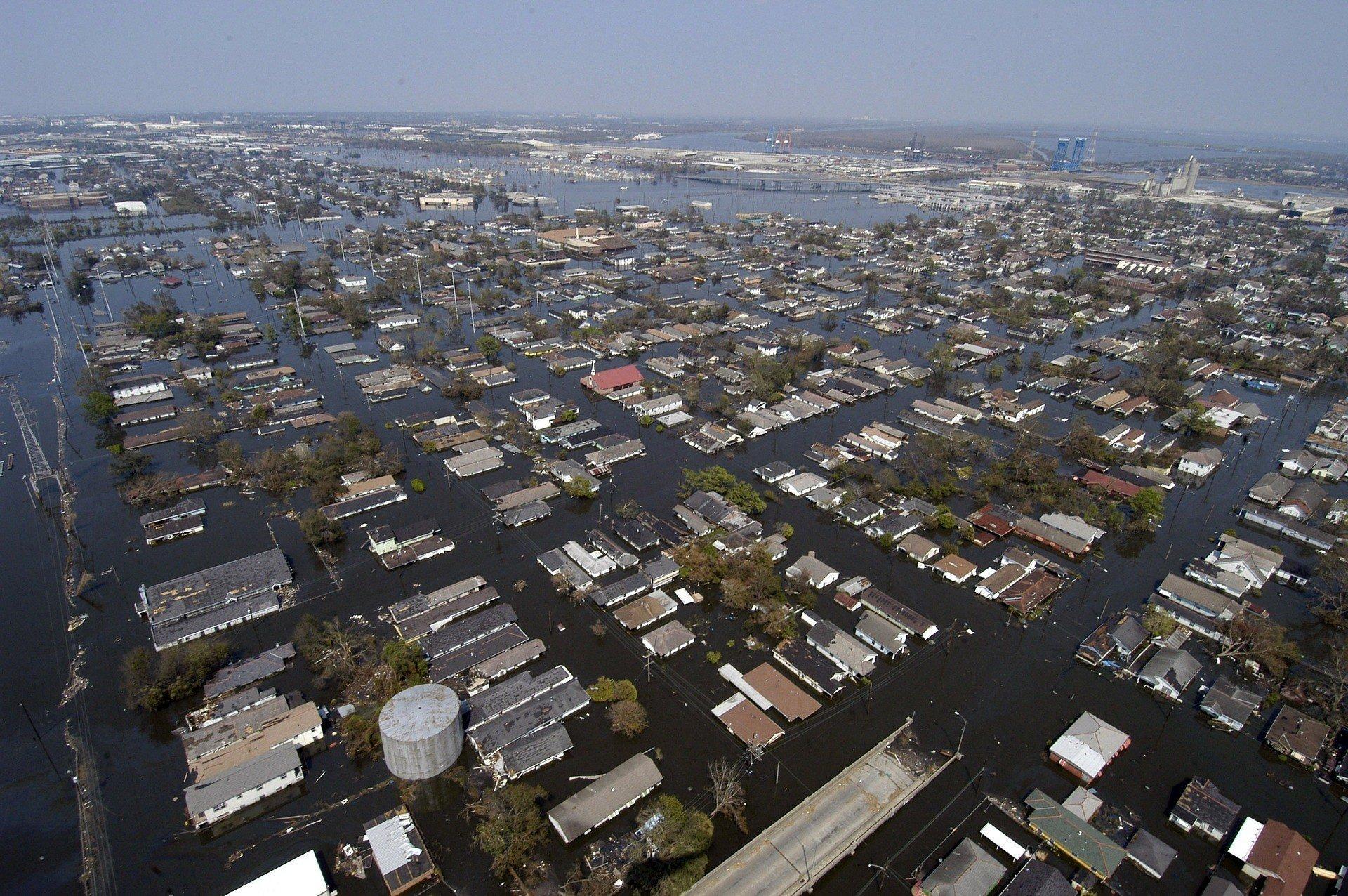 Ущерб от наводнений катастрофически возрастет