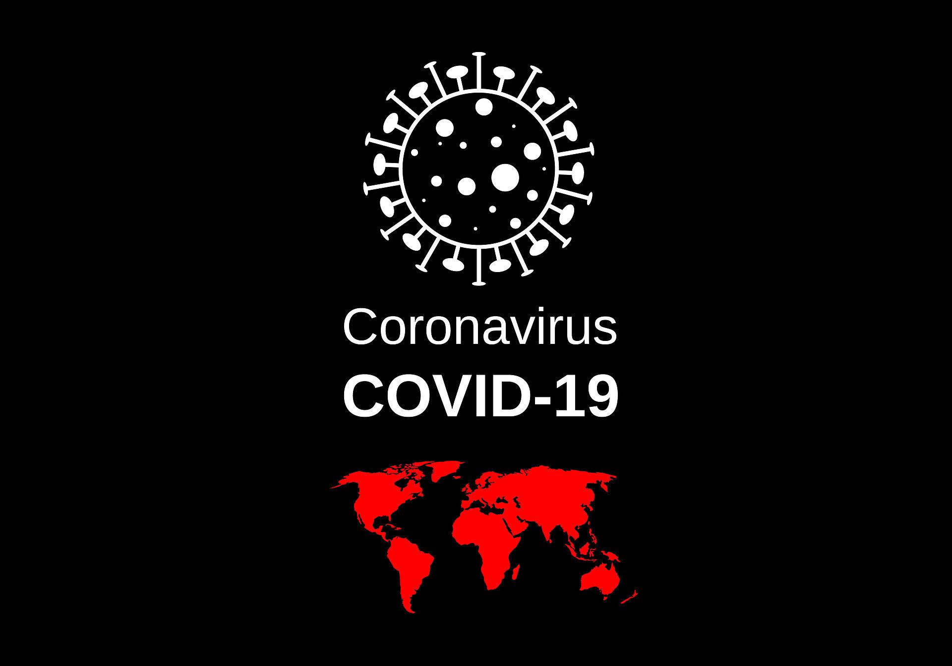 Коронавирус создает собственный вид террора