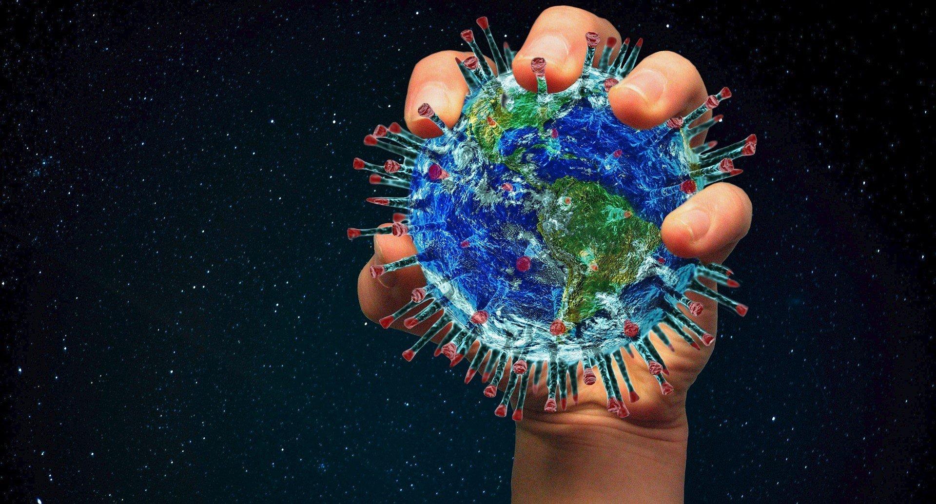 Рукопожатия в условиях пандемии