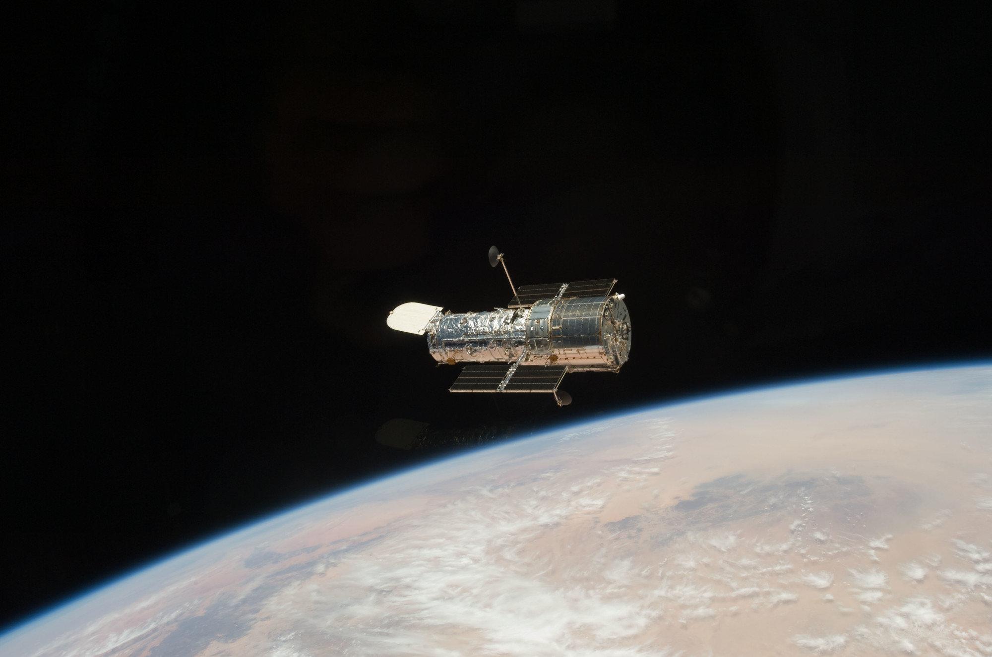 Телескоп Хаббл отмечает 30 лет со дня запуска