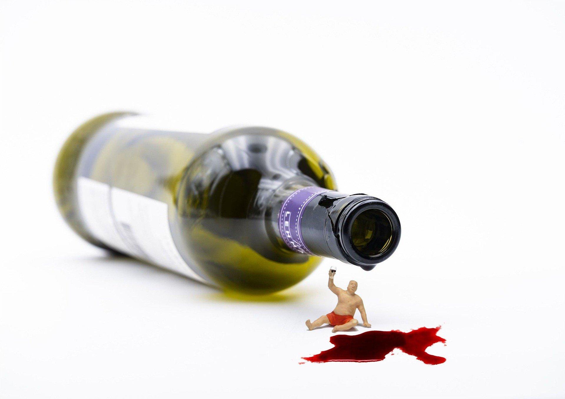 Пандемия в России повышает уровень пьянства