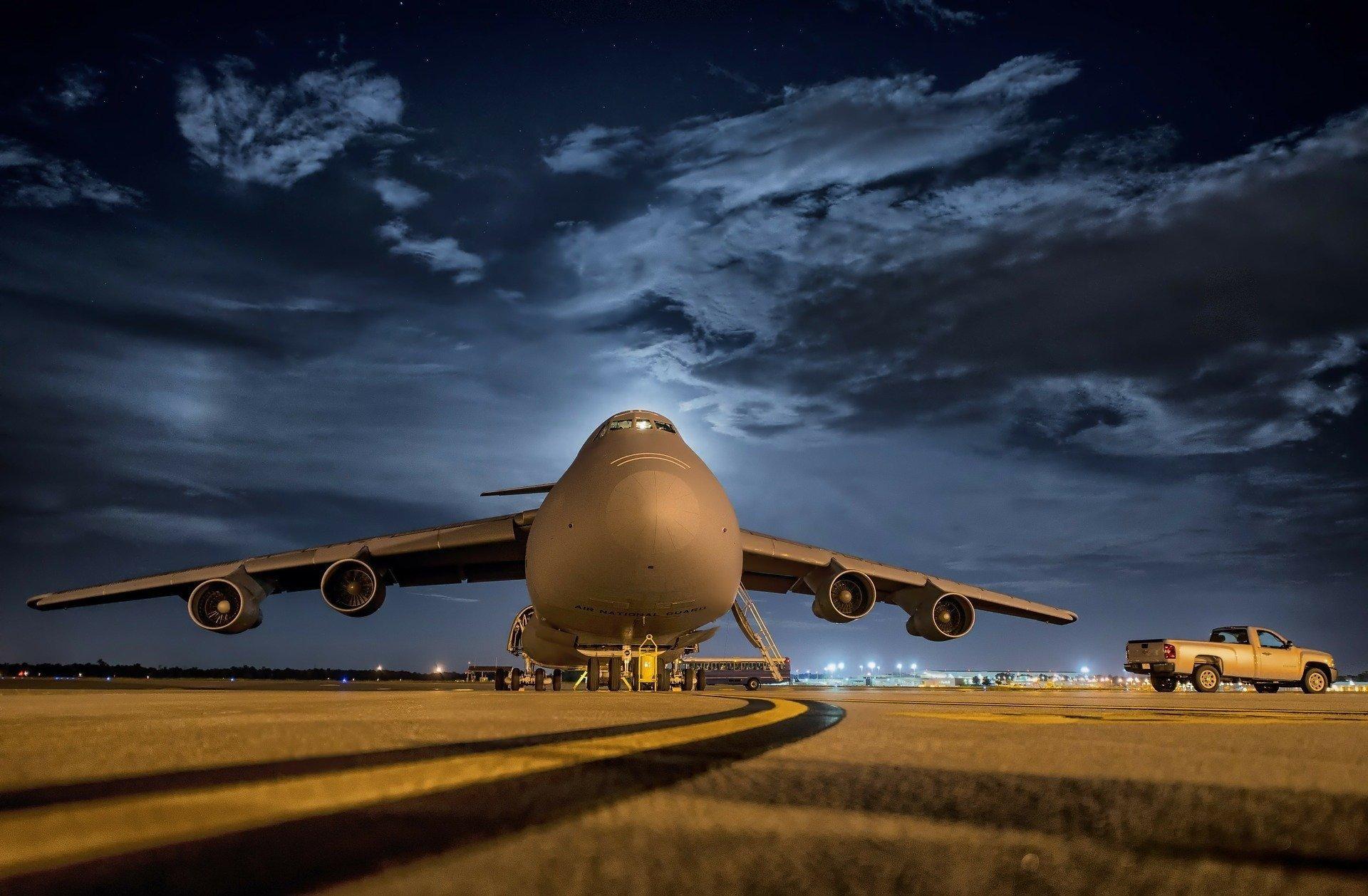Boeing присоединился к воздушным перевозкам