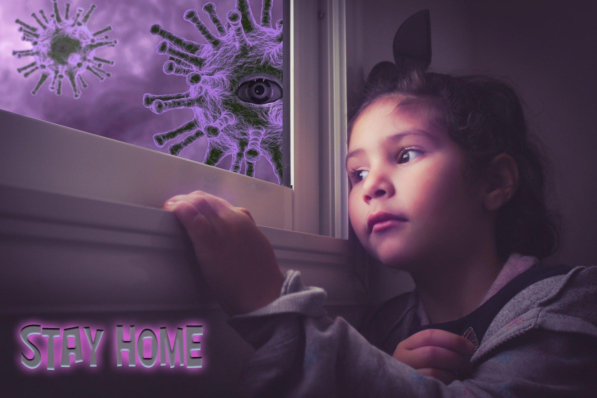 Оценены последствия для детей из-за пандемии