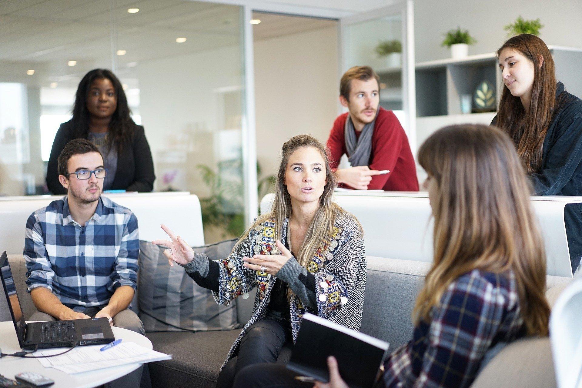 Различия культуры общения на работе