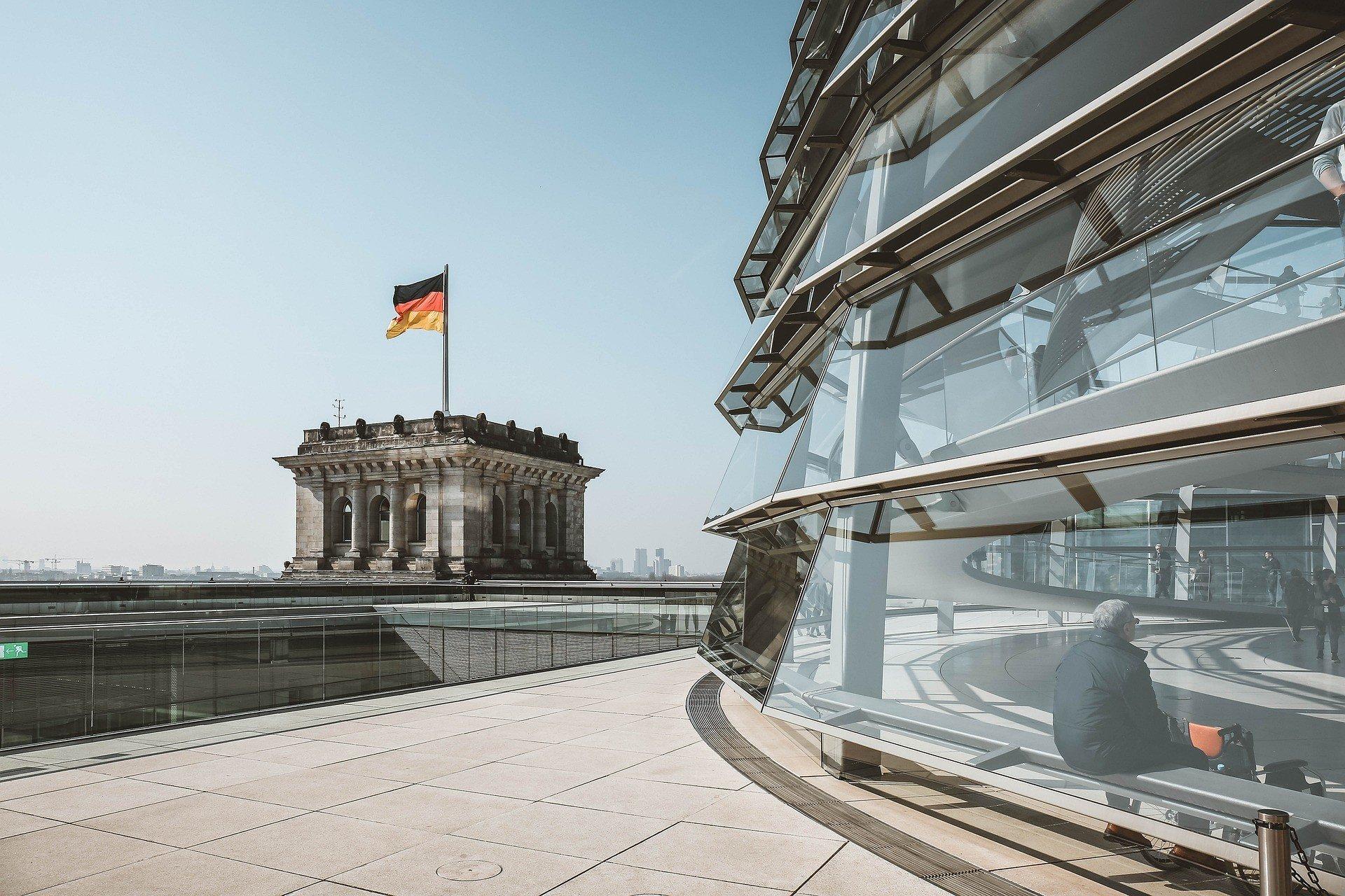 В Берлине впервые отмечают государственный праздник 8 мая