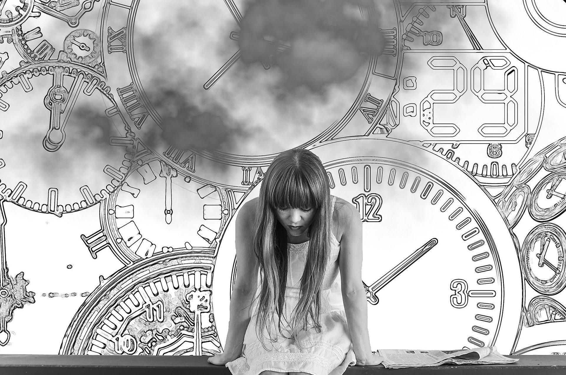 Мир на пороге кризиса психологического здоровья