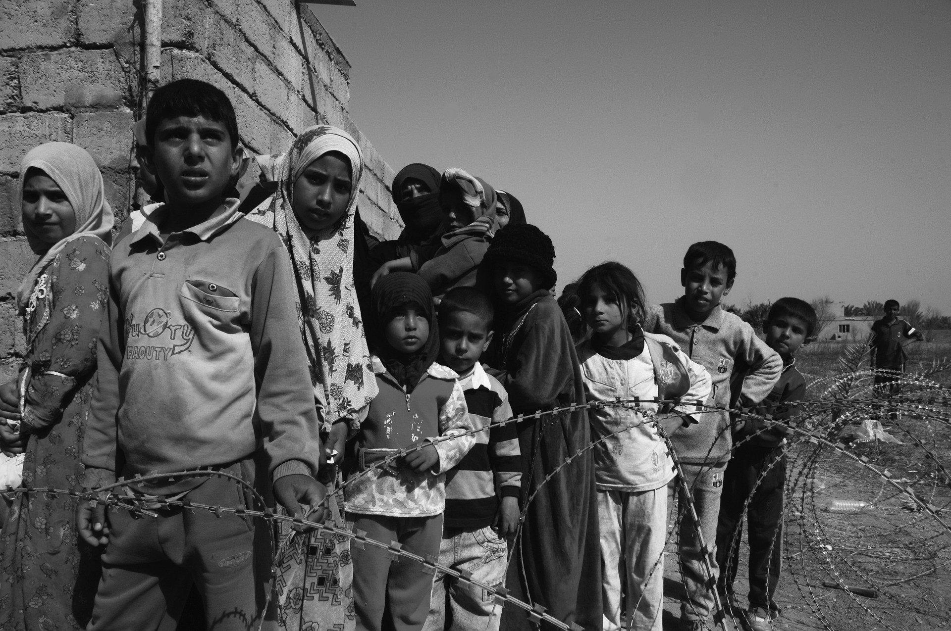 Бедные страны лишатся гуманитарной помощи