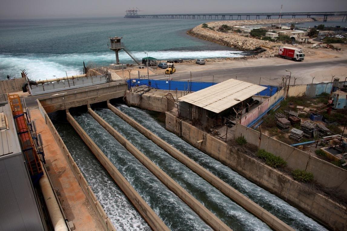 В Израиле построят крупнейшую опреснительную установку