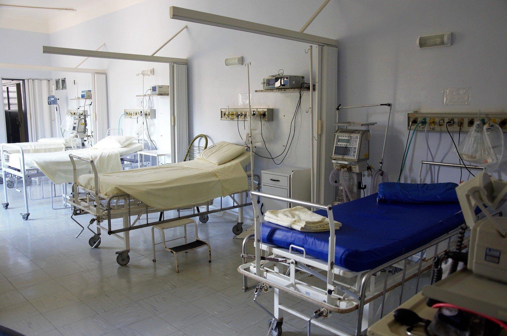 Калифорнийские больницы на грани банкротства