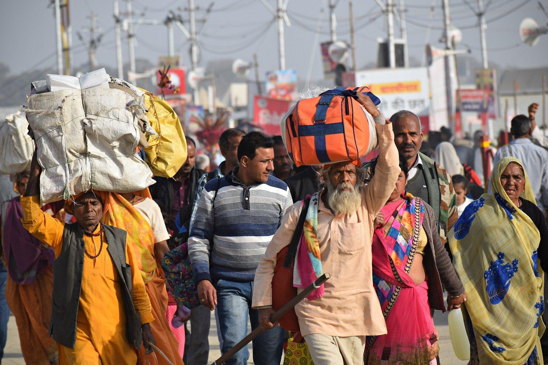 Экономика Индии может рухнуть