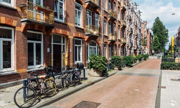 Как в Амстердаме избавляются от мусора