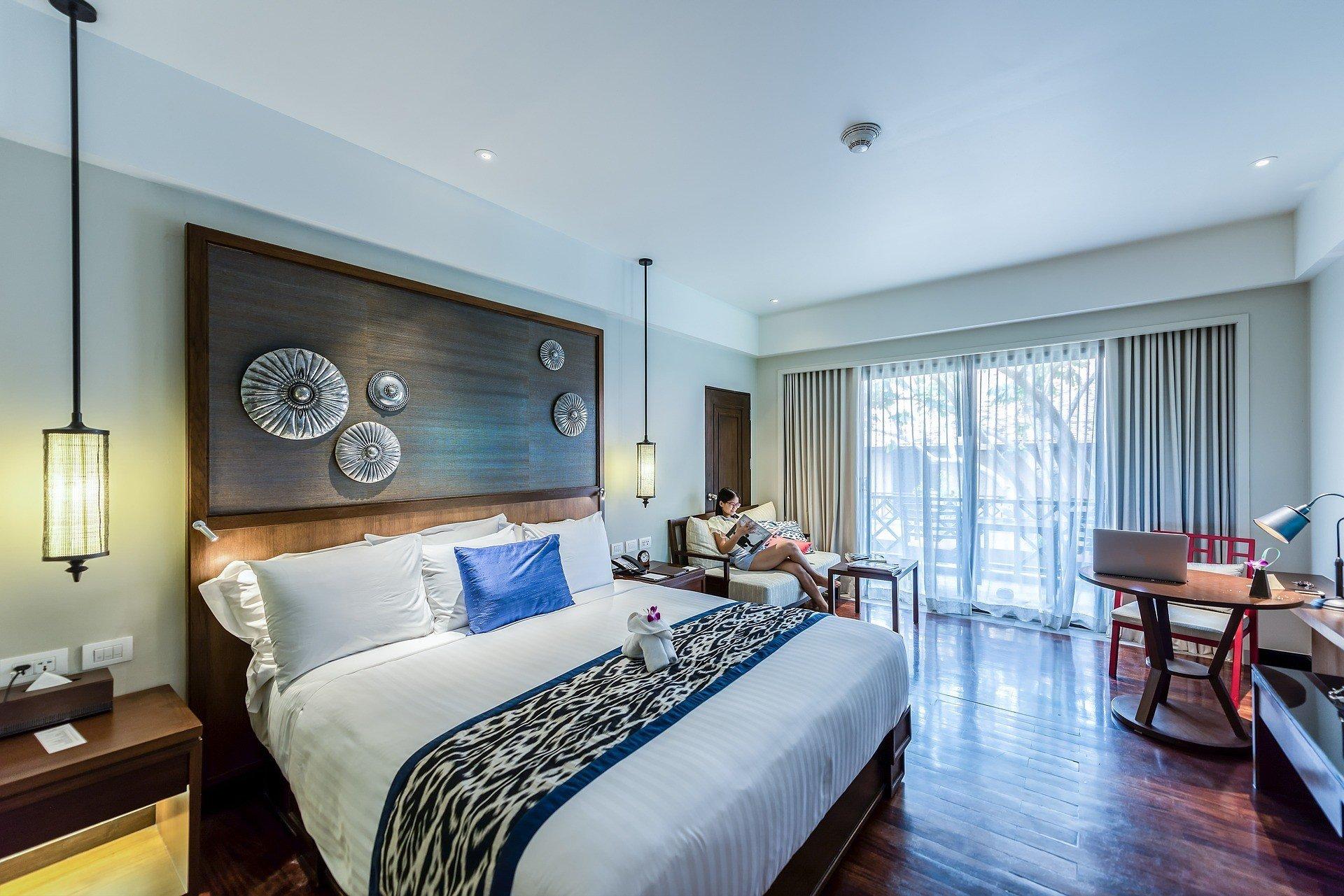 В Китае возрождается отельный бизнес