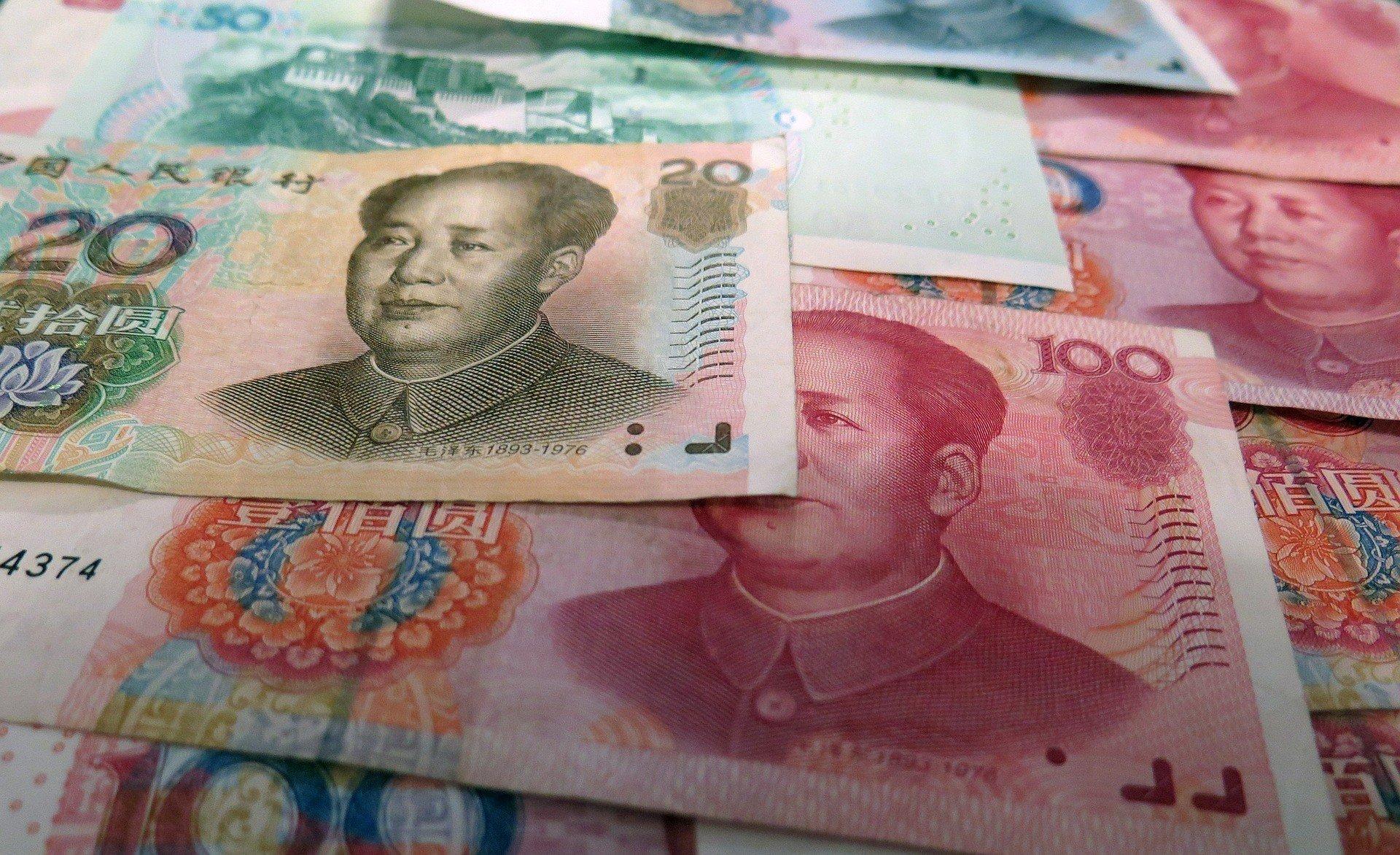 Пекин раздает деньги на покупки