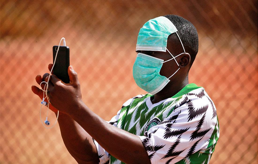 На Африканском континенте массовые заражения COVID