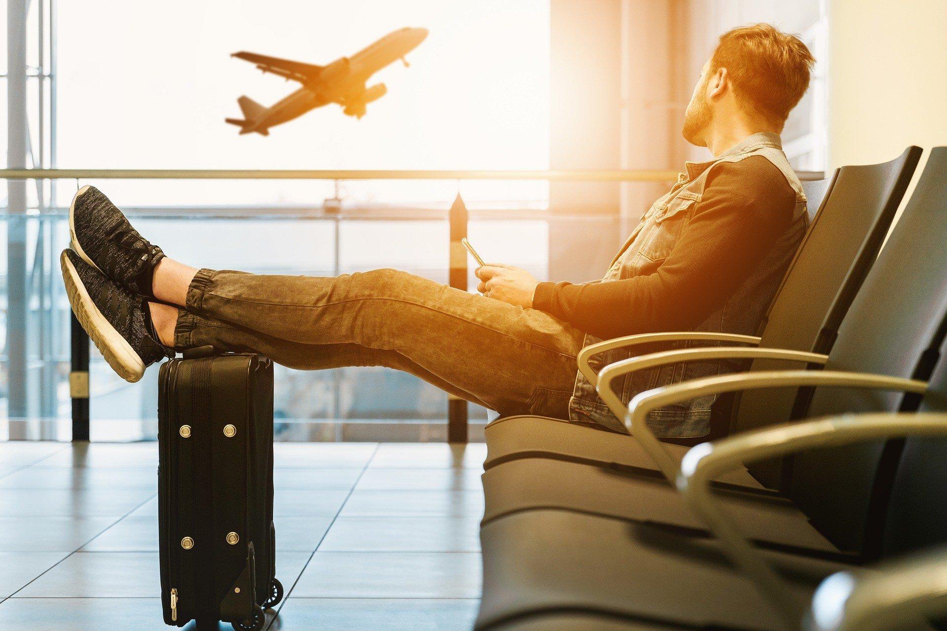 В аэропортах продлят ожидание перед вылетом