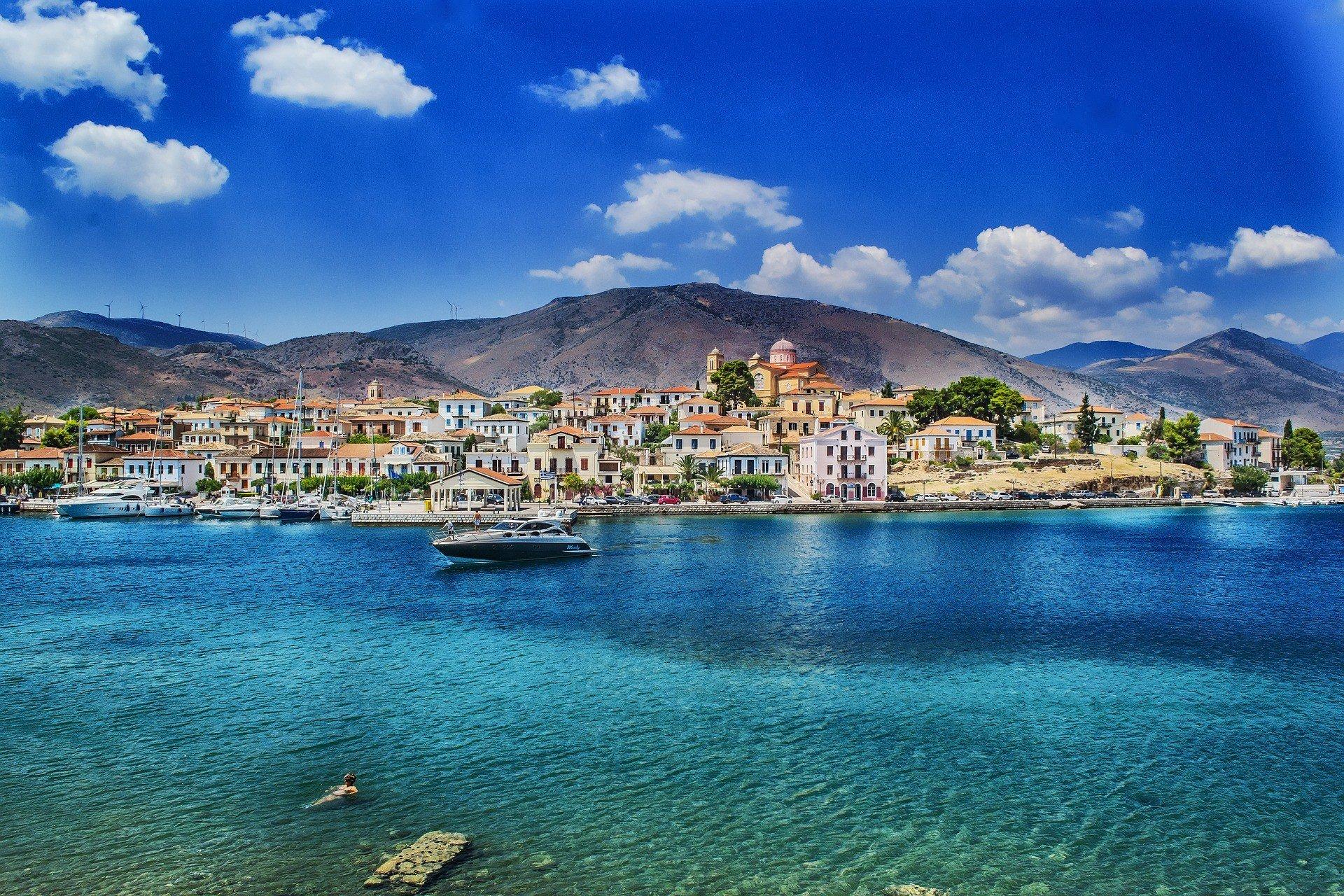 Глобальное потепление меняет климат Средиземноморья