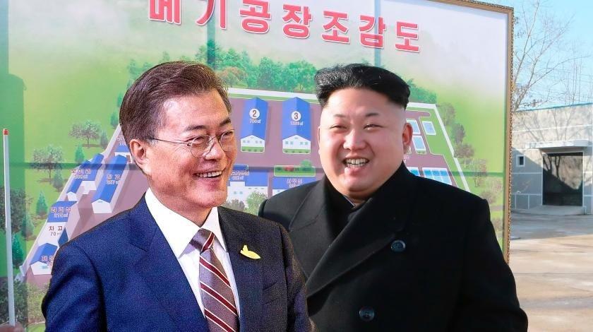 Воздушные шары усиливают напряженность на корейской границе