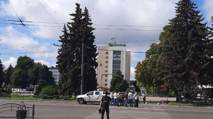 Аваков вилетів до Луцька. У МВС назвали ім 'я терориста