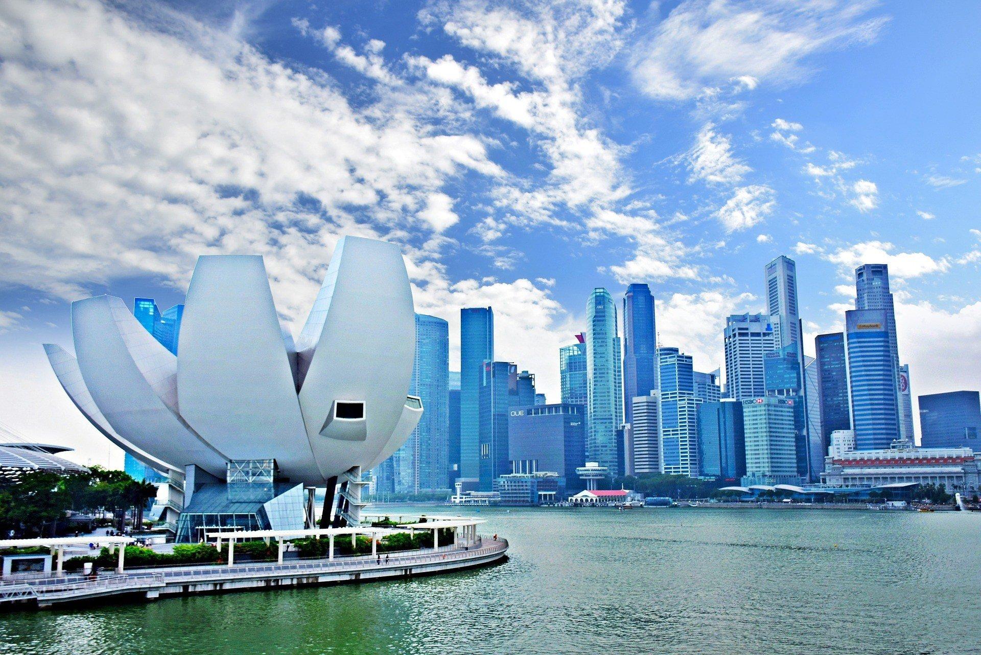 Экономика Сингапура погрузилась в рецессию