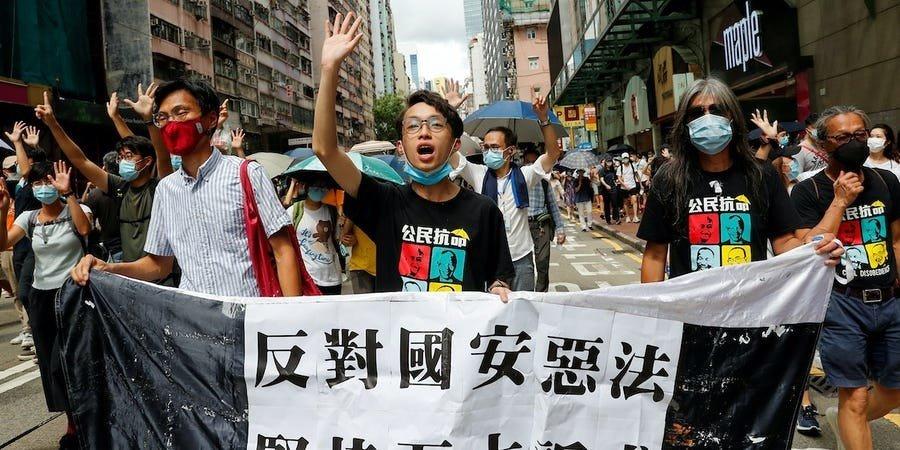 Китай выступает против планов Бориса Джонсона
