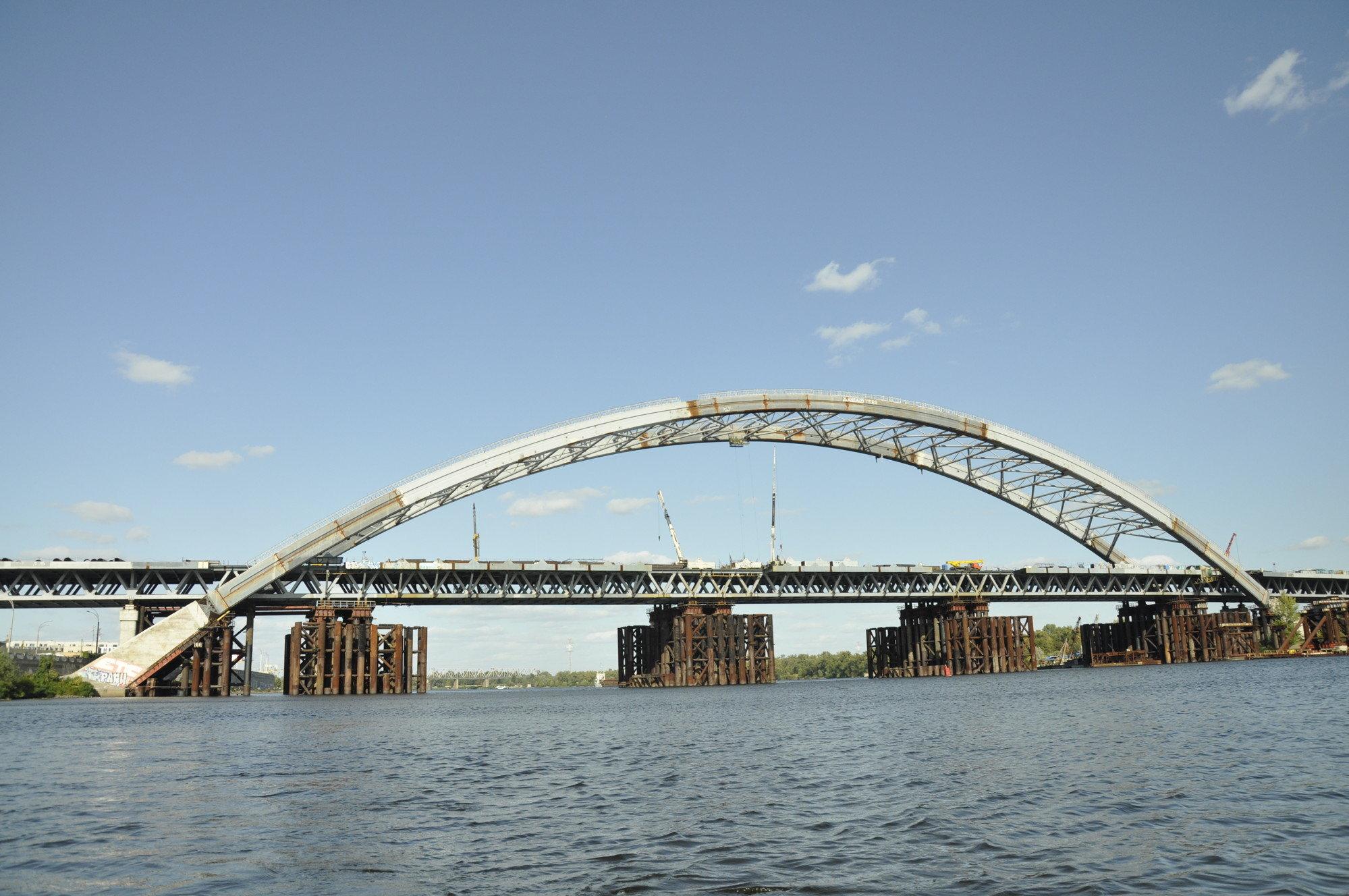 Кто и зачем украл тросы с Подольского моста