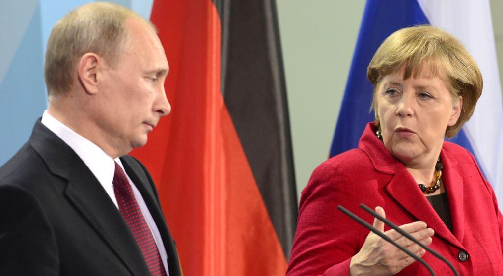 Терпение Меркель к Путину иссякло