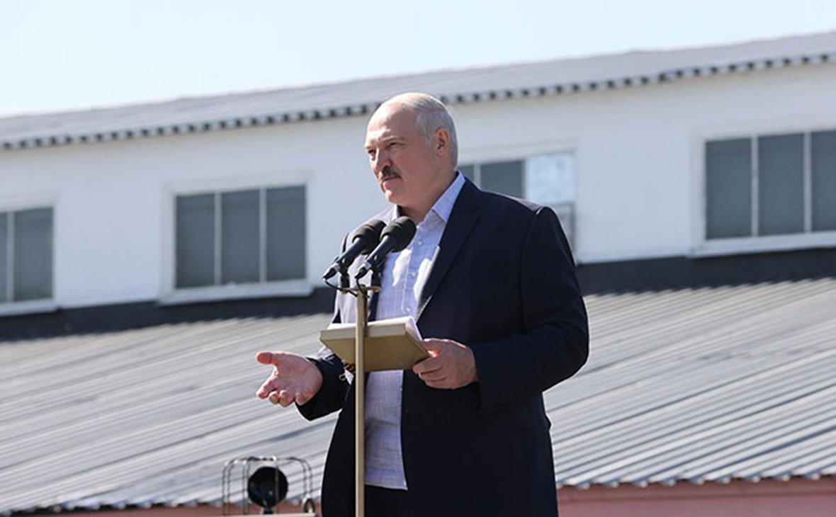 Лукашенко обвинил США в протестах в Беларуси