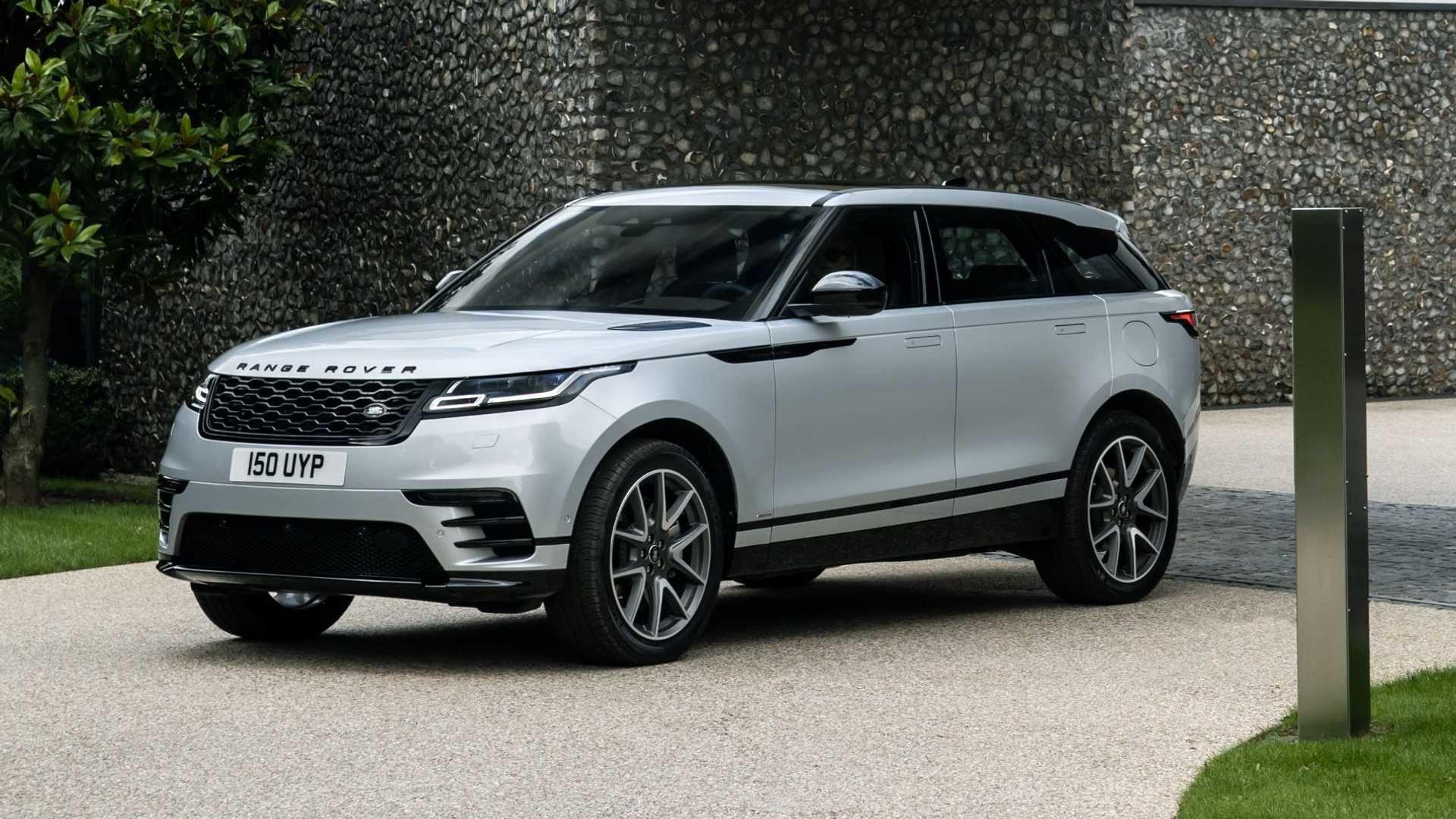 Land Rover представила обновленный Velar