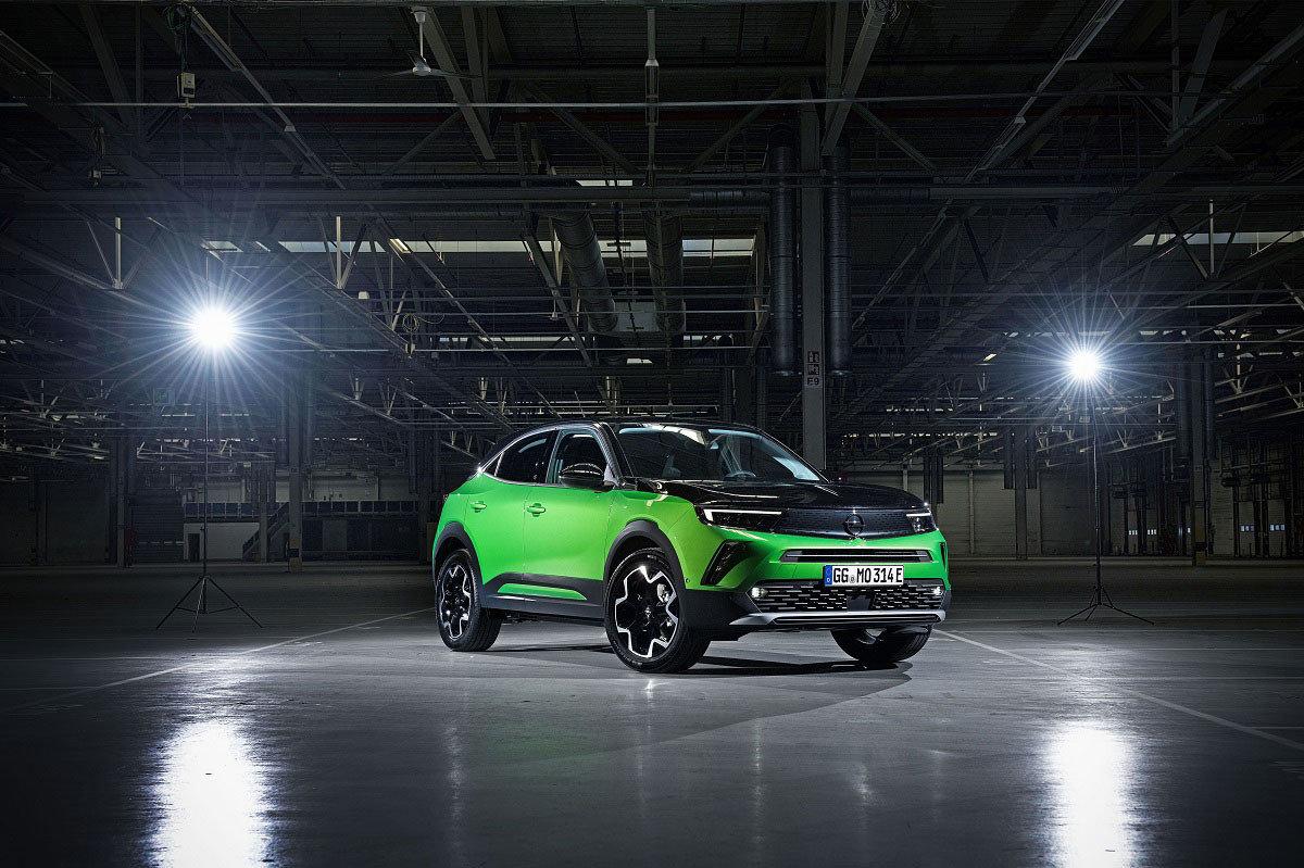 Opel объявила цены на кроссовер Mokka