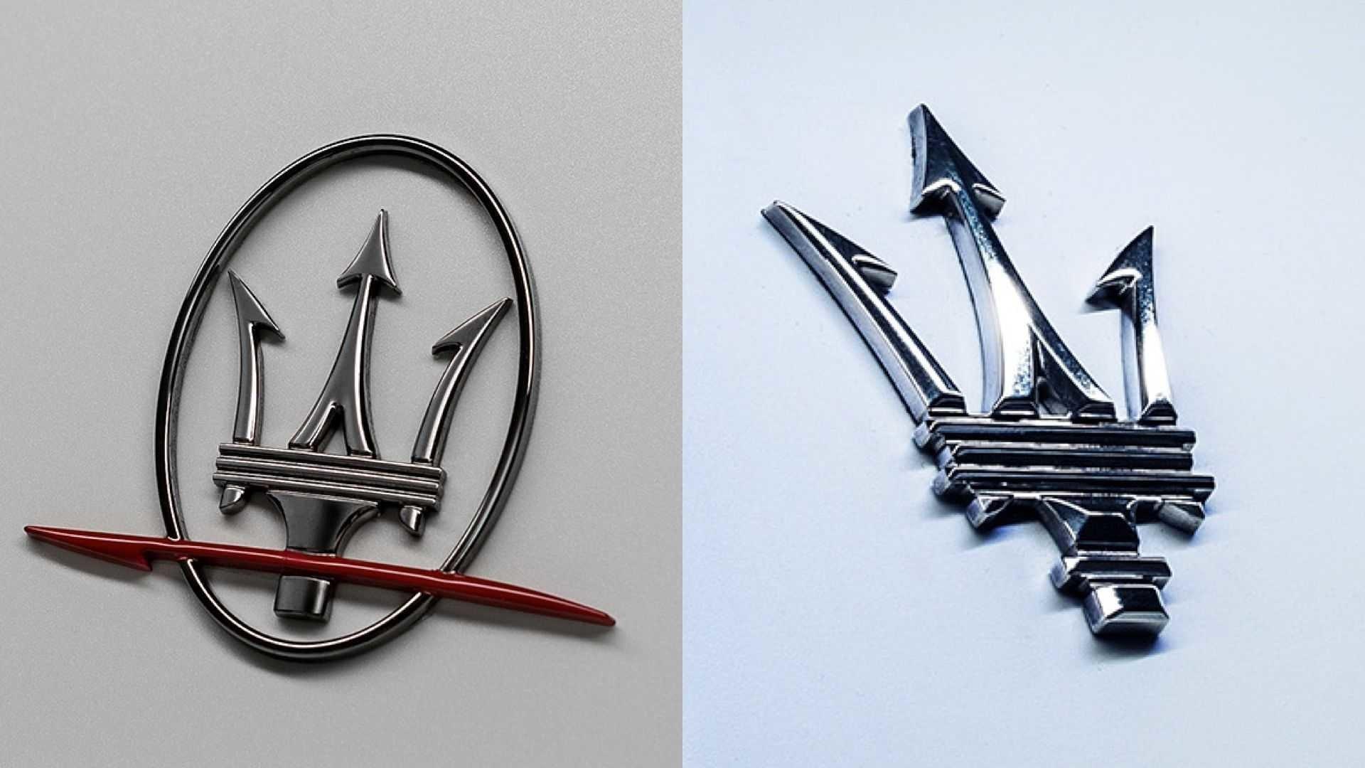 """Maserati изменила фирменный """"трезубец"""""""