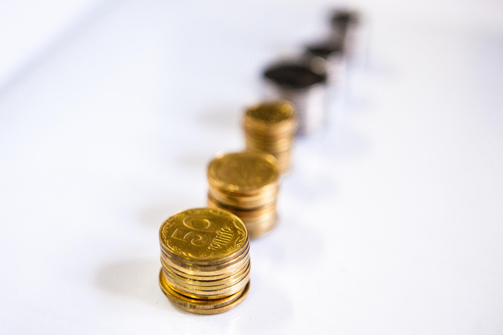 НБУ выставит на продажу 40 тонн монет