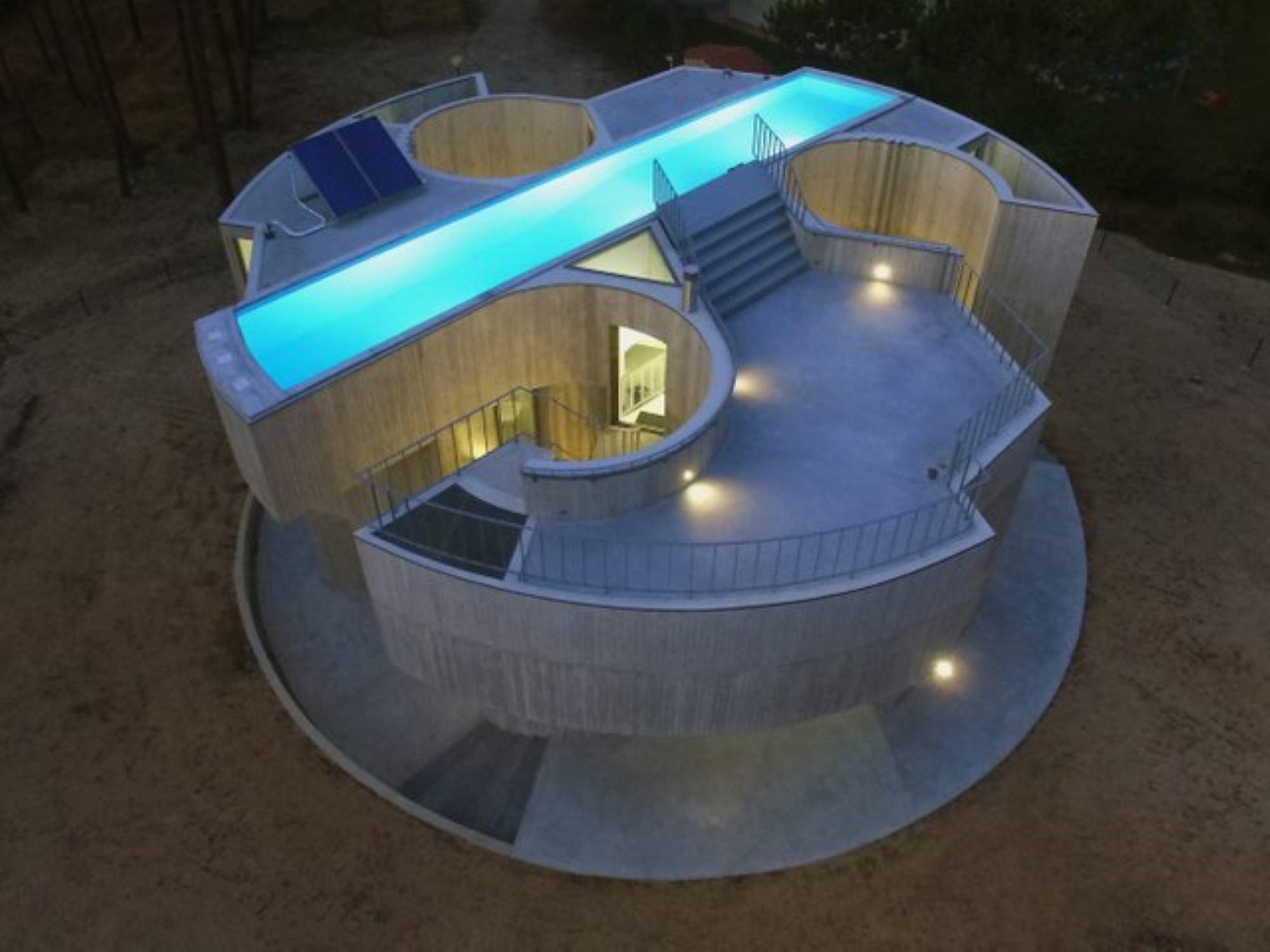В Португалии построили жилье для интровертов (фото)
