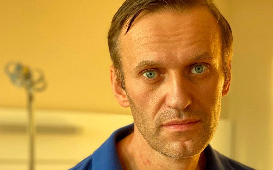 """Навальный рассказал о """"плане"""" своего убийства"""