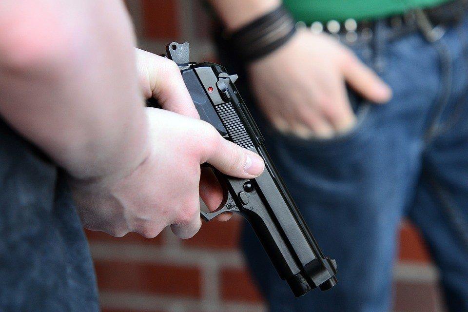 Американцы массово закупают огнестрельное оружие