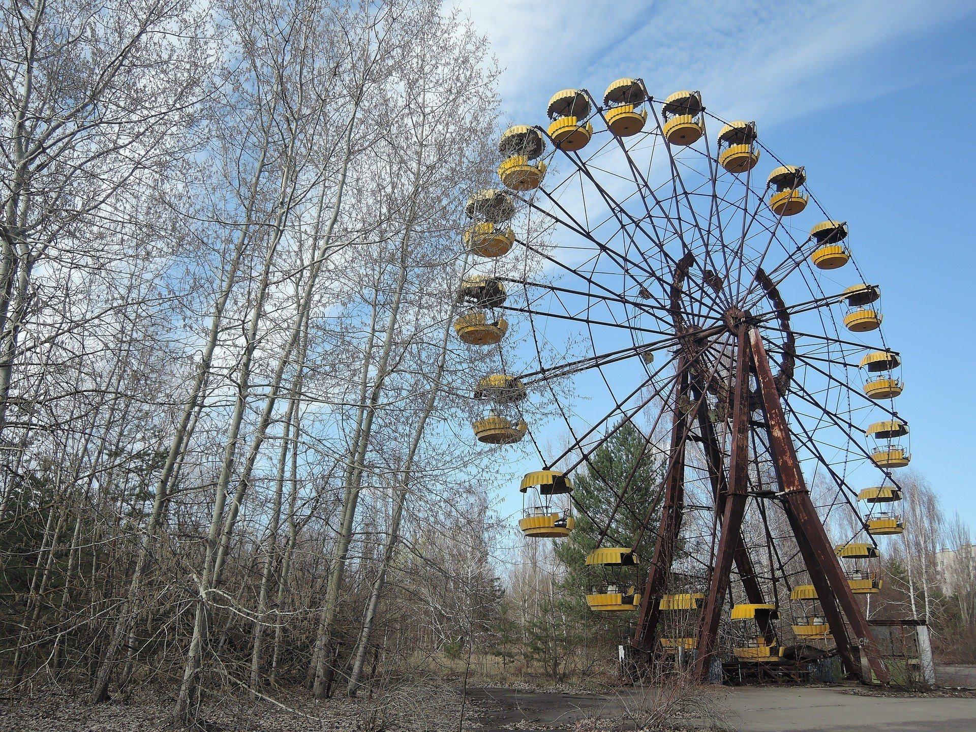 Обнаружена новая опасность радиации в Чернобыле