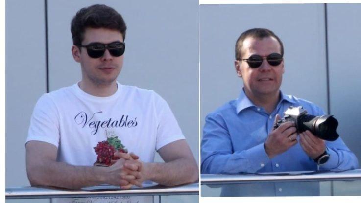 Как живет сын Дмитрия Медведева. Слухи и факты