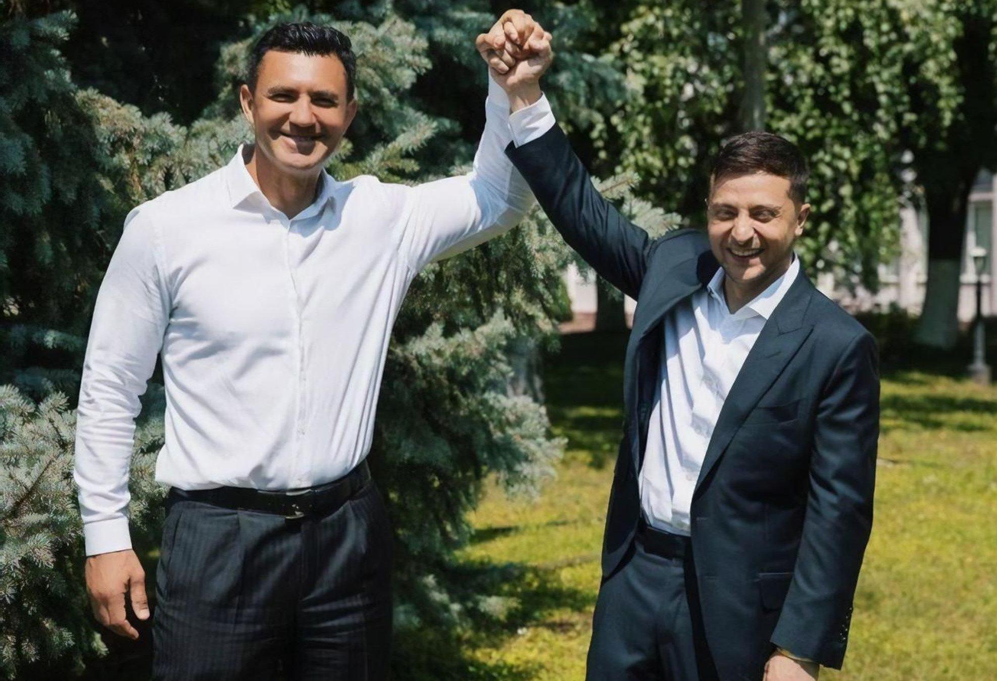 Зеленский прекрасно осведомлен о коррупции Тищенко