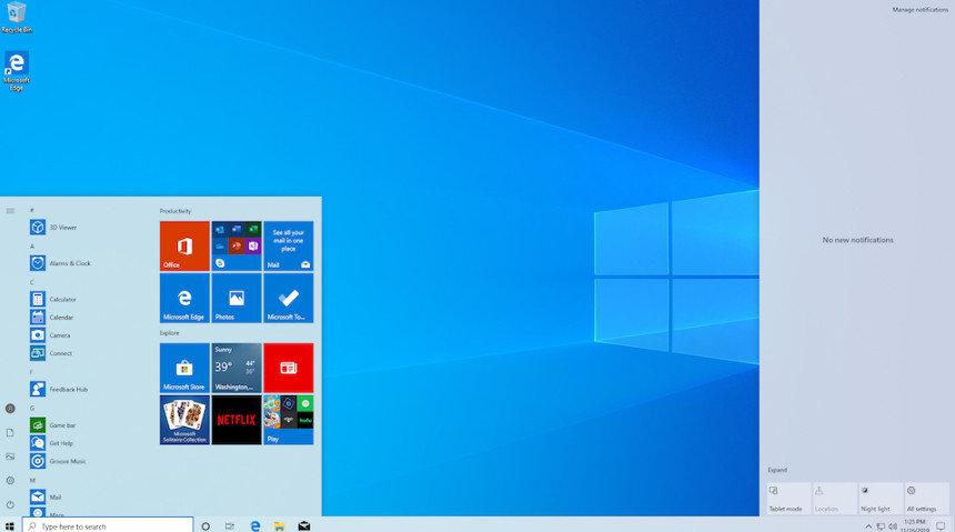 Опубликован список проблем Windows 10