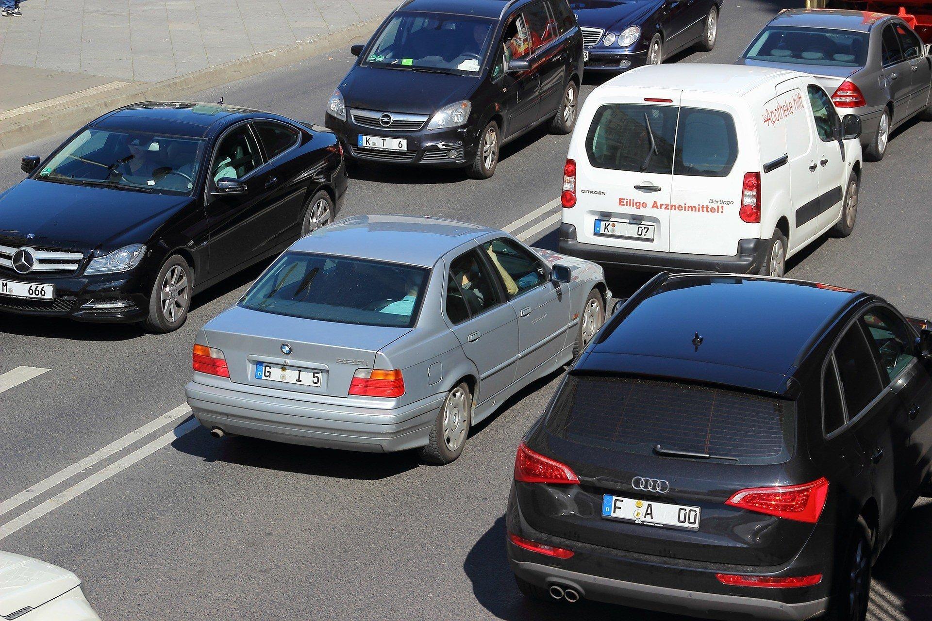 Киев переведет управление трафиком на ИИ