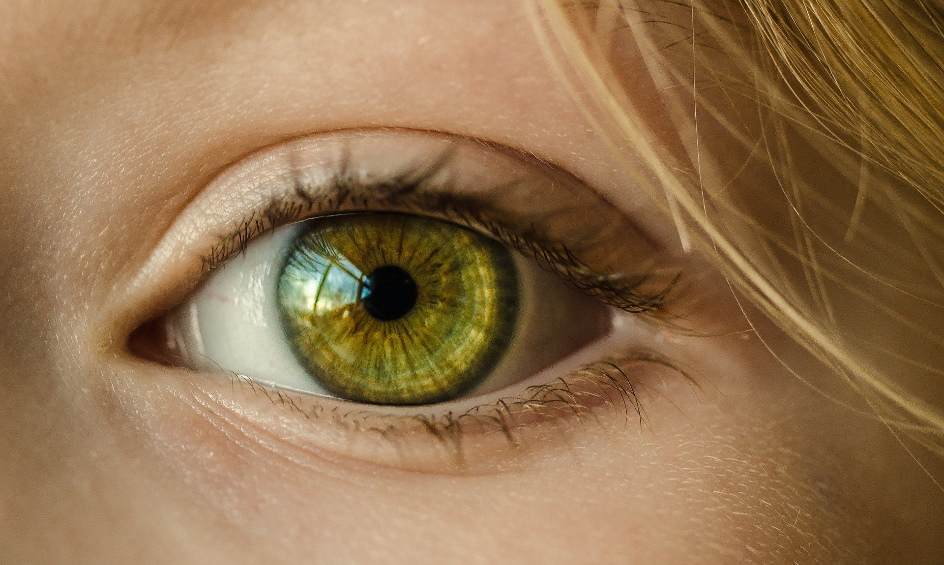 Что может изменить цвет глаз