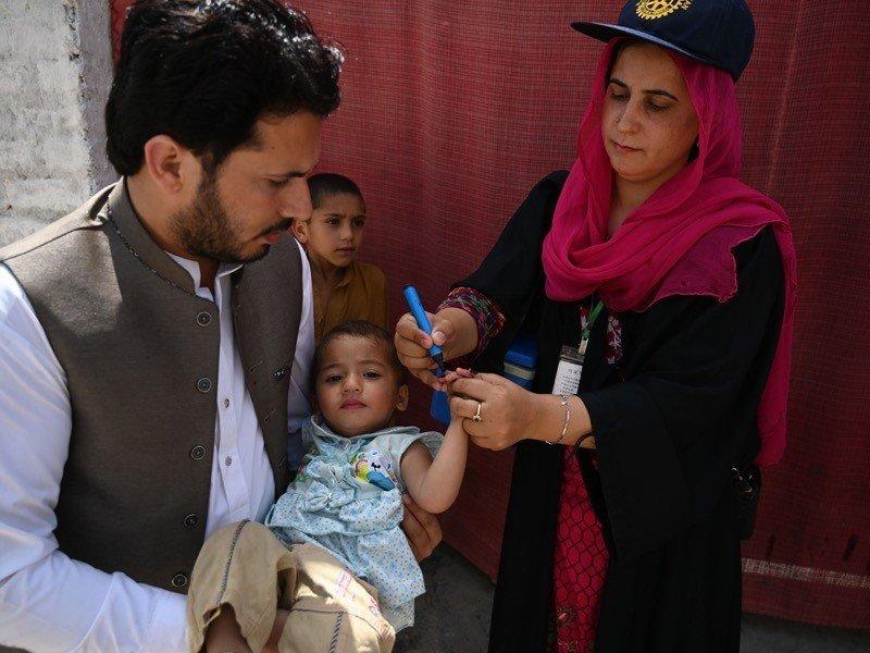 Врачи обеспокоены: полиомиелит возвращается