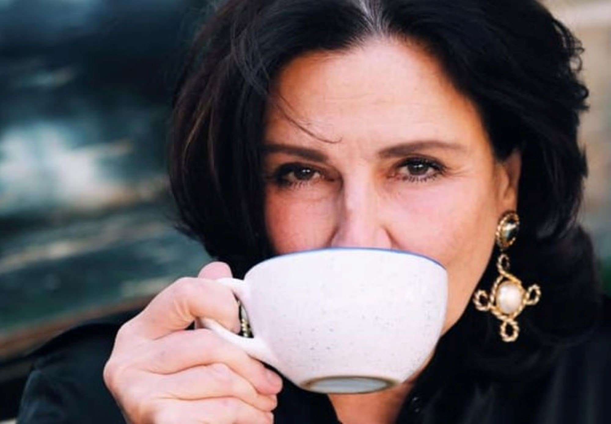 Инна Богословкая угощает чаем за 1800 грн