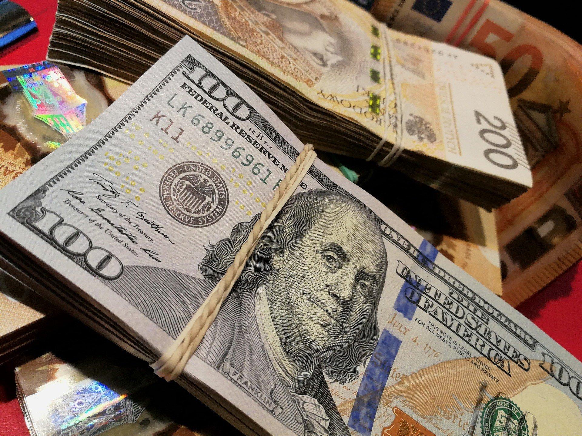 Тенденции валютного рынка на 13 октября