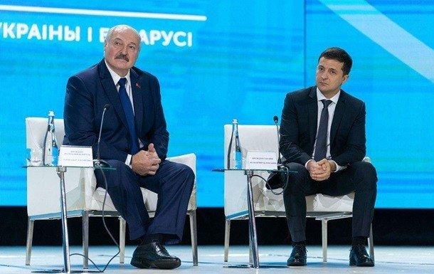 Лукашенко грубо отзывался о Зеленском