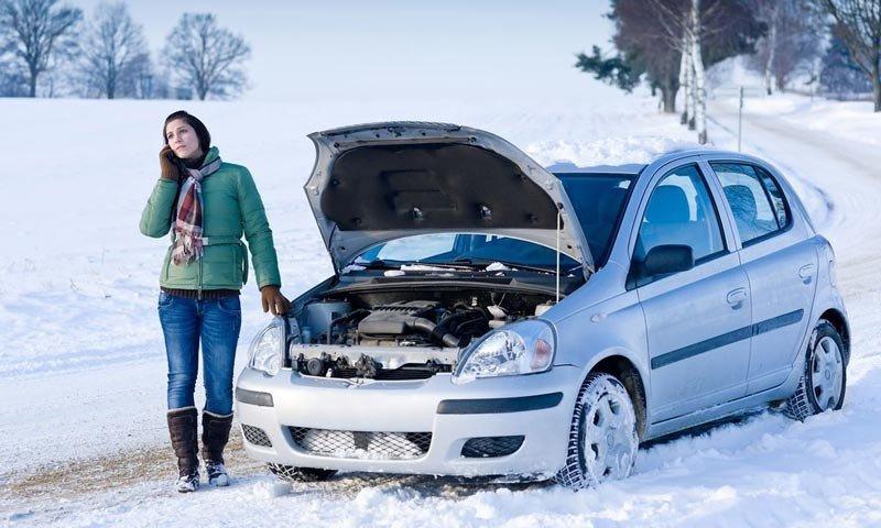 Сколько стоит подготовка автомобиля к зиме