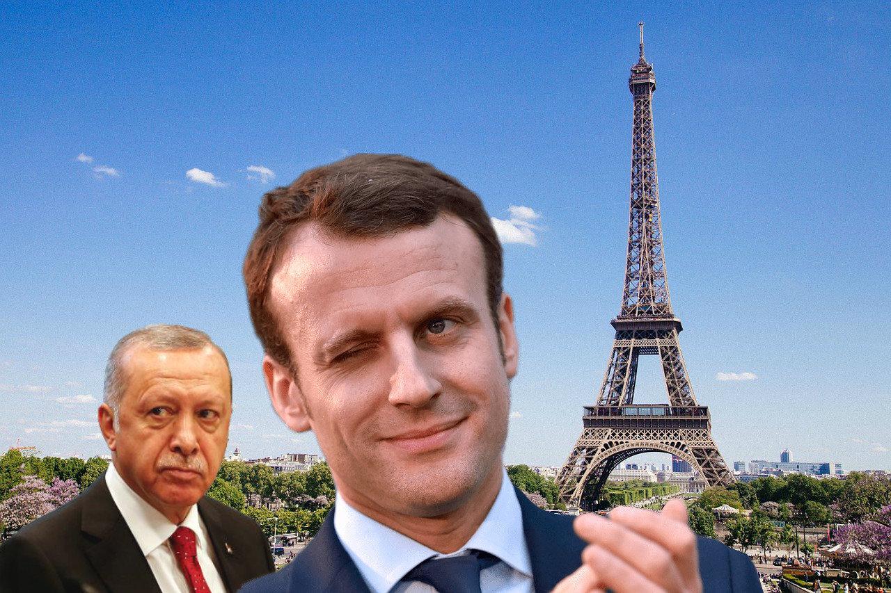 Макрон выдвинул ультиматум лидерам французских мусульман