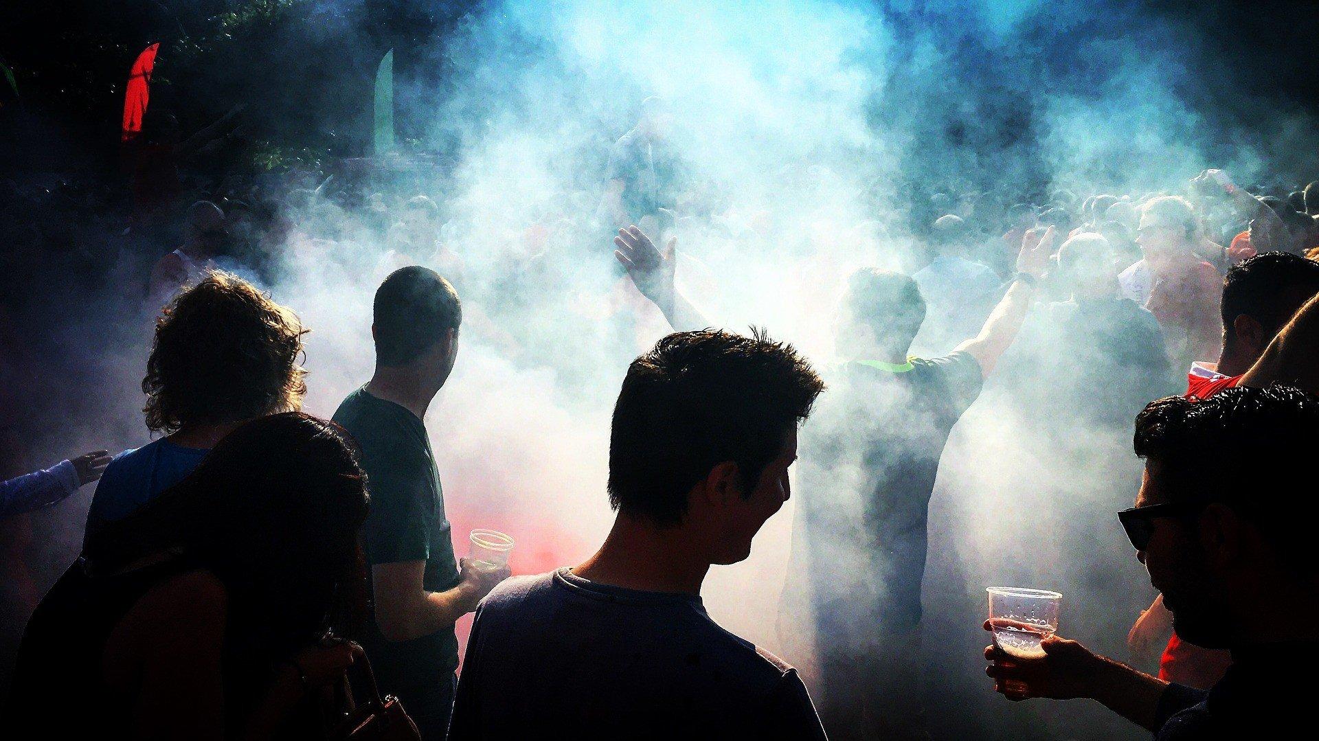 Поклонники Марадоны устроили драку с полицией
