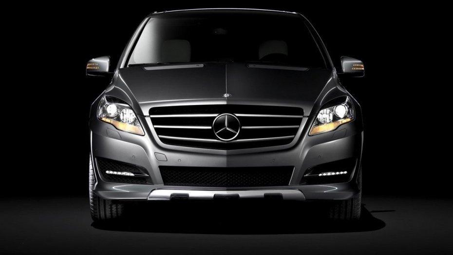 Mercedes-AMG GLR может вернуться 1000-сильным электрокаром