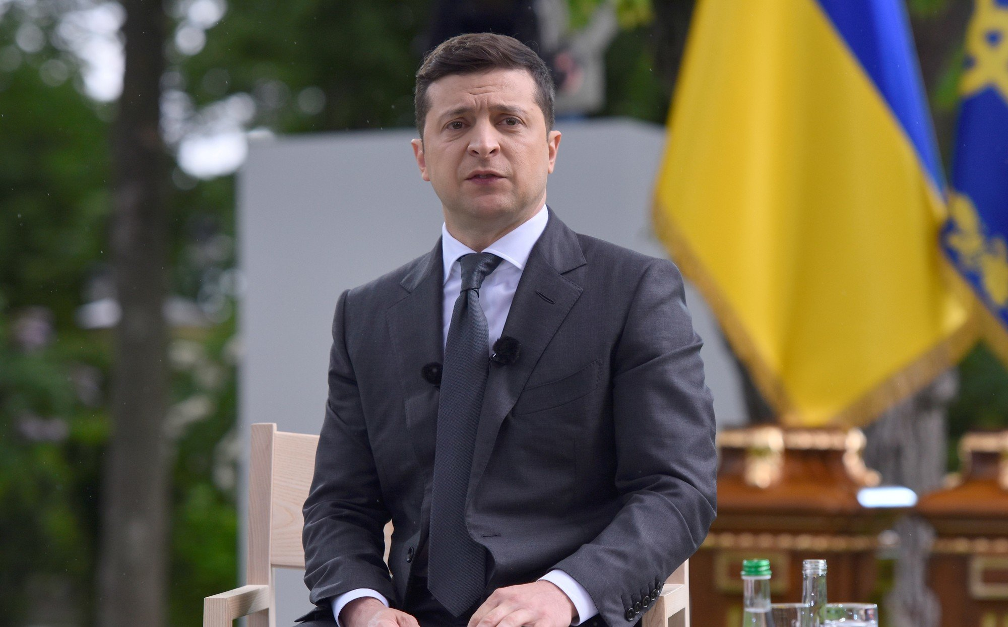 """Зеленский рассказал о """"чертях из политического ада"""""""